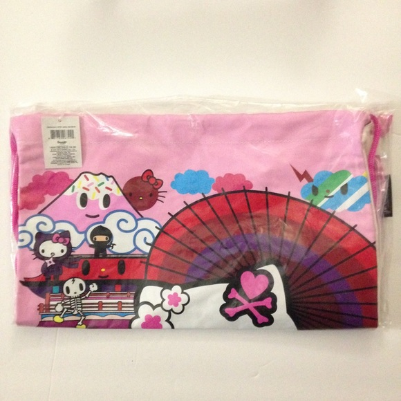 bcbc9a40a New tokidoki for Hello Kitty Drawstring bag. M_5b224773a5d7c6f2cd23cfe7.  M_5b224774bb76155b5c9cc2fd. M_5b2247763c9844069077f026.  M_5b224777f63eea0db39a460d